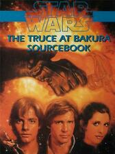 Star Wars Truce at Bakura Sourcebook, Great MegaExtras w Maps!, West End Games