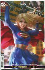 2019 DC Supergirl #33 Variant NM recalled YOTV