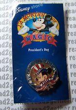Disney Pin 12 Months of Magic President's Day 2002