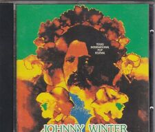 Johnny Winter - Texas International Pop Festival. CD