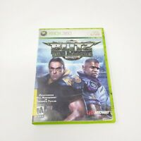 Blitz: The League (Microsoft Xbox 360, 2006) No Manual Tested Working Authentic
