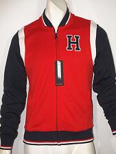 Tommy Hilfiger athletic baseball track jacket size xxl NEW on SALE