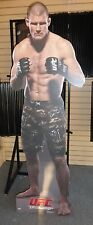Michael Bisping Signed LifeSize Cardboard Standee PSA/DNA COA UFC Autograph