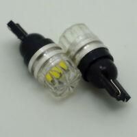 10Pcs Car Bright White 1LED COB T10 W5W 194 Wedge Side Light Bulb Lamp 12V
