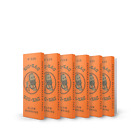 Zig-Zag Rolling Papers French Orange 1 1/4   6 Booklets