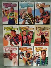 .Family Matters The complete DVD TV series seasons 1-9 27 discs