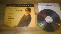 CD Pop Roy Orbison - I Drove All Night (3 Song) MCA + Presskit / Nintendo