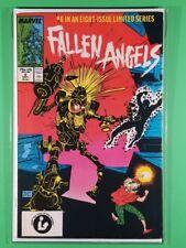 Fallen Angels #6 (Marvel, September 1987)