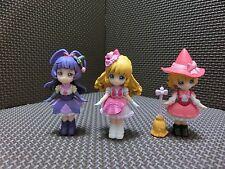 "Maho Girls PreCure! ""Mini Action Figure Set"" Japan Gift Bandai Kawaii Cute"