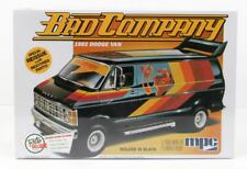 1982 Dodge Van Bad Company MPC 824 1/25 Truck Model Kit