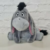 Official Genuine Disney Store Stamped Eeyore Soft Toy Plush Winnie The Pooh