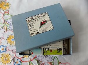 Rupert - Vintage Shabby Chic Decoupaged Wooden Jig Saw Puzzle