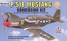 Conversion Kit Top Flite P-51B TOPA1615 TOP FLITE