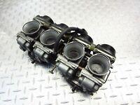 1998 97-05 Suzuki Bandit 1200 GSF1200 OEM Carburetors Carbs Intake Assembly