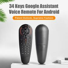 G30 2.4G Wireless Voice Air Mouse 18 Keys Gyro Sensing Smart Remote Control Kit