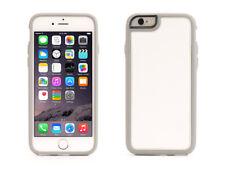 Griffin Córcega Identidad Ultra Fino Funda Protectora Iphone 6 6s Gris/Blanco