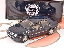 1999 LANCIA LYBRA in Dark Blue 1/43 scale model by SOLIDO