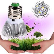 28W Full Spectrum E27 Led Grow Light Growing Lamp Light Bulb For Flower Plant DI
