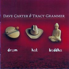 DAVE CARTER & TRACY GRAMMER ‎: DRUM HAT BUDDHA / CD - TOP-ZUSTAND