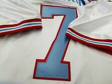 #00 Houston Oilers Football  JERSEY Your Name&Number sewn On.4XL5XL,6XL7XL