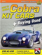 How to Build Cobra Kit Cars SHELBY AC RESTORE PROJECT WORKSHOP REPAIR MANUAL