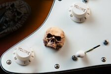 (Single Pack) Grim Skull Guitar Knob