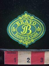 BRAVO BAKERY & CAFE Advertising / Uniform Patch S75A