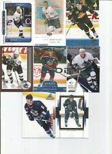 1999-2006 VANCOUVER CANUCKS HOCKEY 225+ CARD LOT NO DUPS