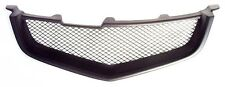 JDM Acura TSX Honda Accord Euro R 04-05 2004-2005 Front Sport Mesh Grill Grille
