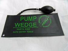New KLOM Black (LR) Air Pump Wedge,  PDR, Paintless Dent Removal Free Shipping