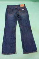 Levi's® Levis Jeans 557 square cut W28/L32 used Denim Rarität vintage blau