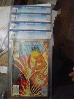 The New Mutants #11,22,36 78 all  CGC 9.8   Marvel (Selene App.) Simonson Cover