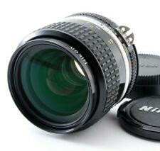 【Excellent+++】NIKON NIKKOR AI-S 35mm F/2 MF Wide angle  lens ais A854521