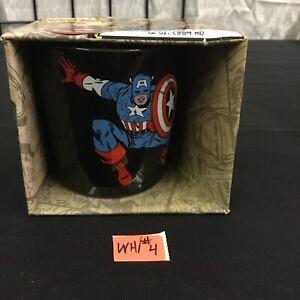 Marvel Captain America 12 oz. Coffee Mug