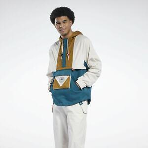 Reebok Classics Archive Anorak Jacket Men's Stucco Sportswear Outwear Top