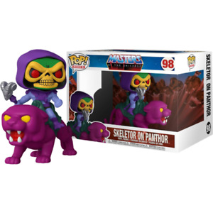 Masters of the Universe - Skeletor on Panthor Pop! Ride