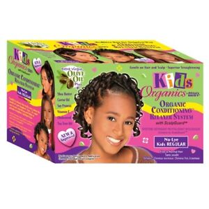 Africa's Best Kids Organics Natural Conditioning No-Lye Relaxer System