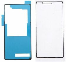 Sony Xperia Z3 Front & Back Pre-Cut Adhesive Glue Double Sided Tape