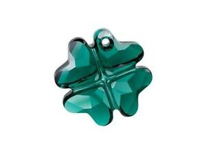 Clover pendant 6764 Swarovski® Crystal 28MM (8 Different Color Options)