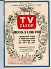 Vintage TV Guide 1964 Special Section America's Long Vigil President Kennedy