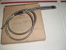 BANNER BA1.53SMETA BIFURCATED FIBER OPTIC CABLE / SENSOR 21085 NEW NIB