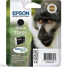 Epson Black T0891 TO891 SX400 SX200 SX100 S20 ORIGINAL