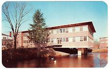 Fairleigh Dickinson University, William Hall, Teaneck, NJ, New Jersey, chrome