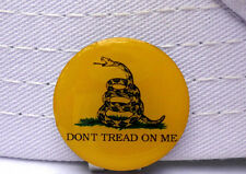 Don't Tread on Me Golf Ball Marker w/Magnetic Hat Clip