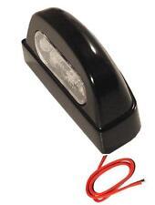 ONE LUCE TARGA LED in ALLUMINIO OMOLOGATA per YAMAHA T-MAX 500 - T-MAX 530
