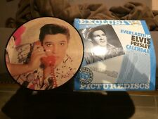 ELVIS PRESLEY  lover doll  - Vinyl Picture Disc-