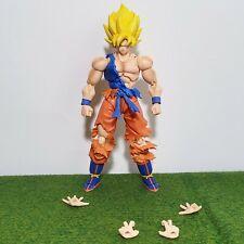 Dragon Ball Z GT Super Saiyan Awakening Goku Demoniacal Figuarts Figure READ