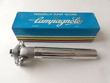 NOS Vintage 1970s Campagnolo Super Record track first generation seatpost 25.8mm
