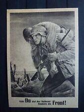 Deutsches Reich postcard, Wehrmacht, Generalgouvernement