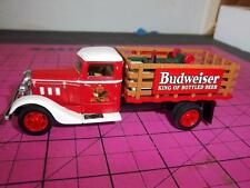 "Matchbox yesteryear BUD~YVT01 1933 DIAMOND ""T"" STAKES TRUCK~USED-UNBOXED NO COA"